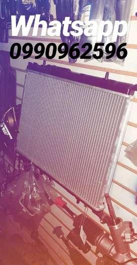 Repuestos peugeot renault radiador peugeot 206