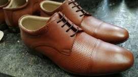 Zapatos de Cuero/Calzado Arevalo O9: ( Oxfords )