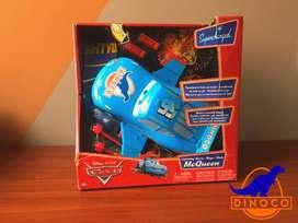 Rayo Mc Queen Dinoco Supercharged