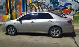 Toyota Corolla 2013 Xei impecable