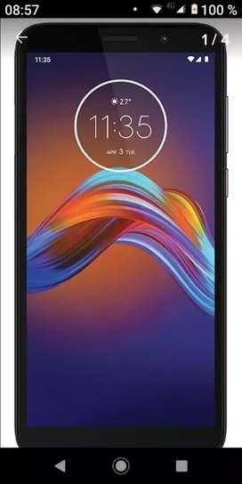 Motorola e6 play 32 GB 2 ram android 9