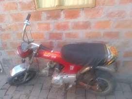 Vendo moto dax