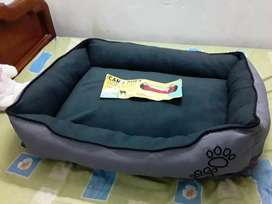 Vendo cama para perro grande cama para perro nuevo