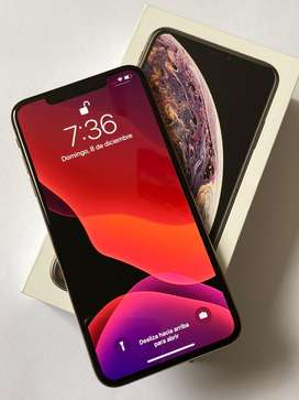 iPhone XS Max Gold 256 GB Excelente Estado