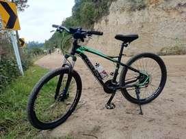Biscicleta de montaña