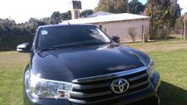 Toyota hilux en venta