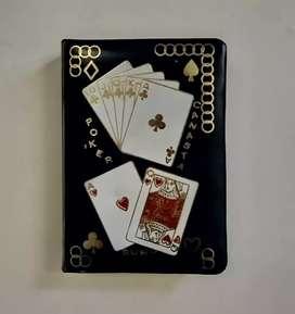Cartas De Poker Original Juego Profesional Con Estuche