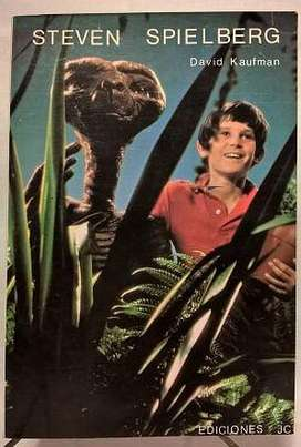 Steven Spielberg Por David Kaufman