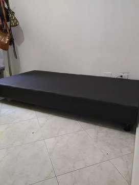 Base cama de 1*1.9 m