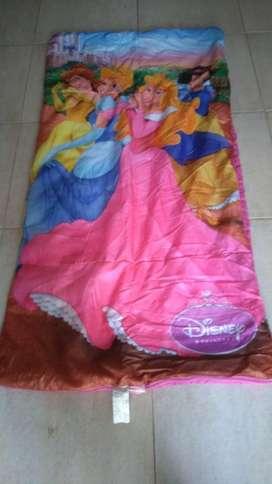 Bolsa de dormir princesas disney