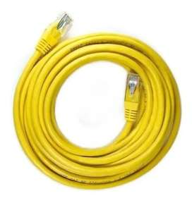 Cable 10 Metros Utp Red Ethernet Lan Rj45 Categoria-6e