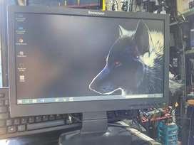Monitor Lenovo de 18.5 pulgadas