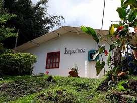 Finca cafetera con hermosa vista en Supatá, Cundinamarca. Llamar o contactar por Whatsapp