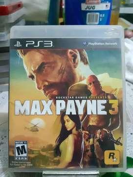 Ps3 maxpayne3