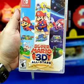 Mario 3d usado