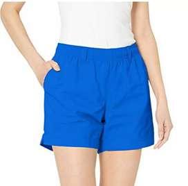 GANGAZO Vendo Pantalón Corto de Mujer Nuevo Marca Columbia