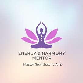 Cursos Reiki Usui Tradicional-Energía-Armonía