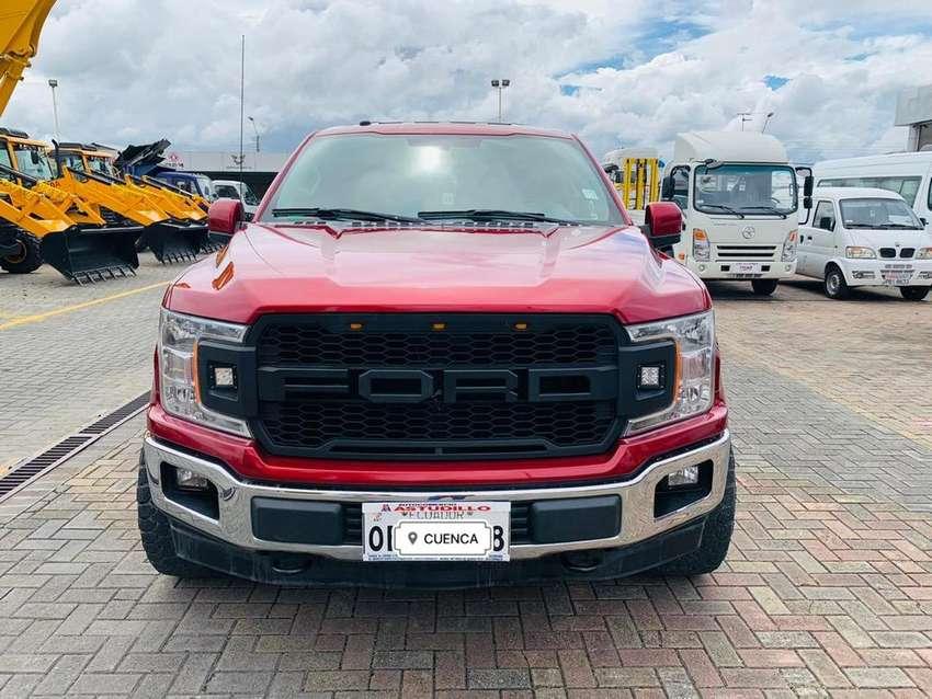 Ford F150 XLT 2018 4x4 0