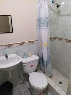 Se Alquila cuarto incluido Agua Luz Wifi