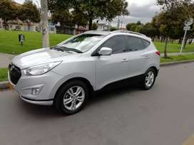 Vendo hyundai tucson 2012 gasolina 4x2 $42.000000