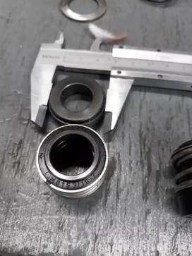Sellos mecánicos para bombas centrífugas, reparación y fabricación
