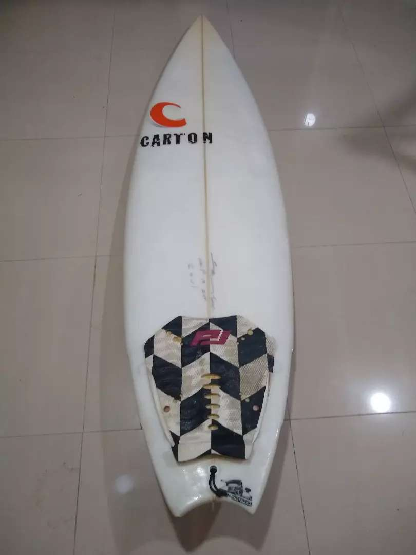 Tabla surf 6,0 traída de Costa Rica 0