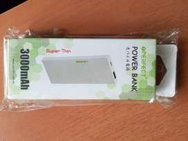 Cargador Portatil Power Bank 3000mah