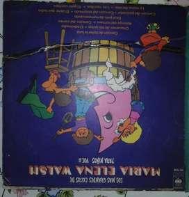Lp disco música para niños infantil