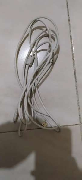 Cable USB A USB C