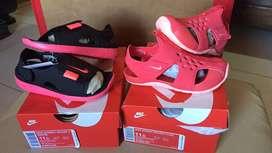 Sandalias Nike Sunray Adjust 5, para niña