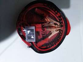 Cables Para Iniciar Baterías Autos 300 Amp 3metros    NUEVOS