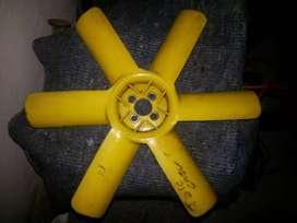 Paleta ventilador ford falcon 221 188 o f100 y  chevrolet 250 230 NUEVA