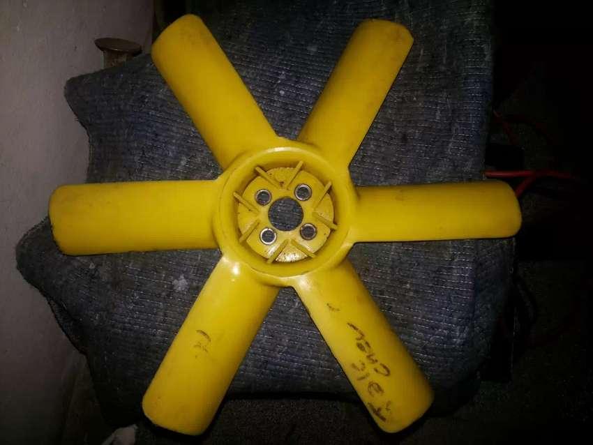 Paleta ventilador ford falcon 221 188 o f100 y  chevrolet 250 230 NUEVA 0