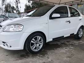 Chevrolet Aveo Emotion Gls 2016