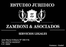 ESTUDIO JURIDICO - ABOGADOS