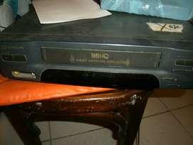 Reproductora de VHS