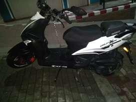 Vendo moto gilyty