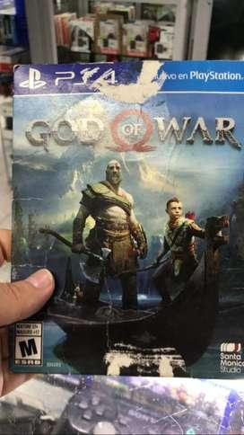 God of war 4 play 4 usado