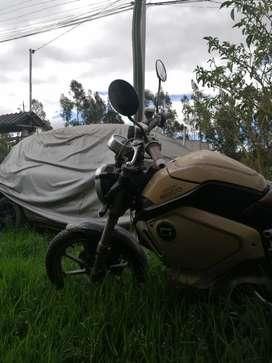De oportunidad vendo moto eléctrica