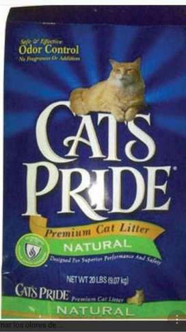 Arena para Gato Cats Pride Naturalx 18lb