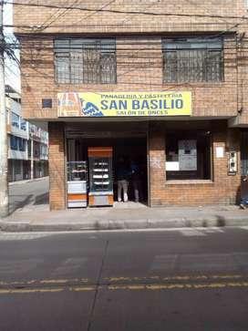VENDO PANADERÌA, PASTELERIA Y CAFETERIA EN SAN  BASILIO