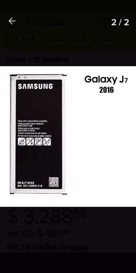 Batería Samsung j7