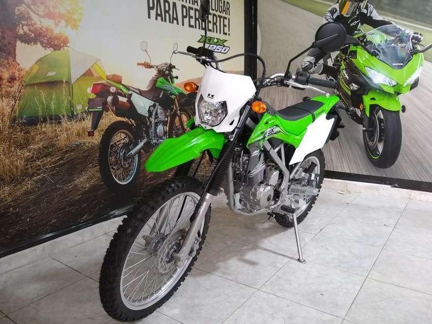 Auteco Kawasaki Klx150 0