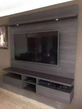 Muebles para TV diseñamos fabricamos
