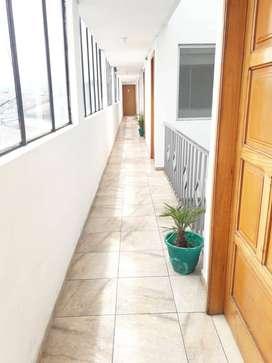 Centro de Cuenca - Tipo estudio-  departamento de una habitacion