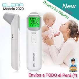 Termómetro Digital Infrarrojo Bebes Niño Elera Precisión