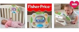 APACIGUADOR FISHER PRICE