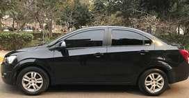 Chevrolet Sonic Sedan 1.6 LT - 2012 - 34 693 km