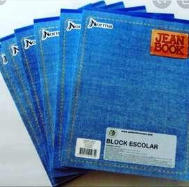 Block cuadriculado