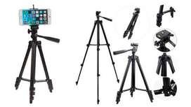 Trípode para cámaras y celulares 3120A (ENVIO GRATIS)